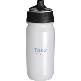 Tacx Shanti Bidon 500ml, transparent